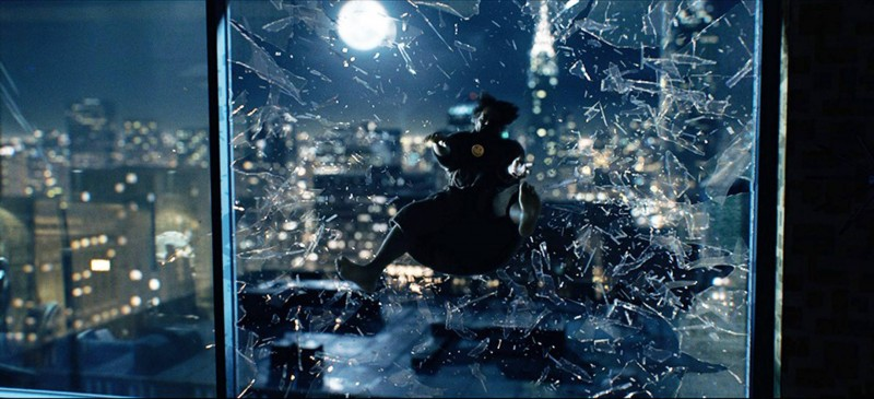 Un'immagine del film Watchmen