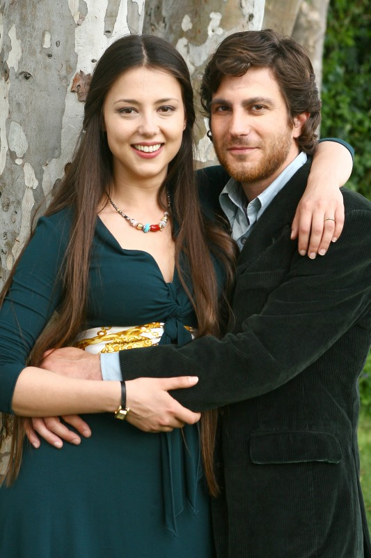 Gilda Lapardhaja e Gianluca Soli in Butta la luna 2