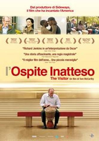 La copertina di L'ospite inatteso (dvd)