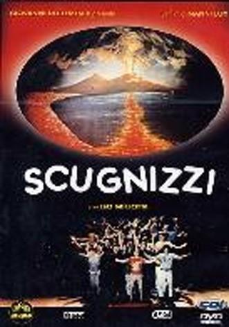 La copertina di Scugnizzi (dvd)
