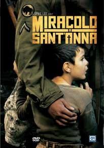 La copertina di Miracolo a Sant'Anna (dvd)