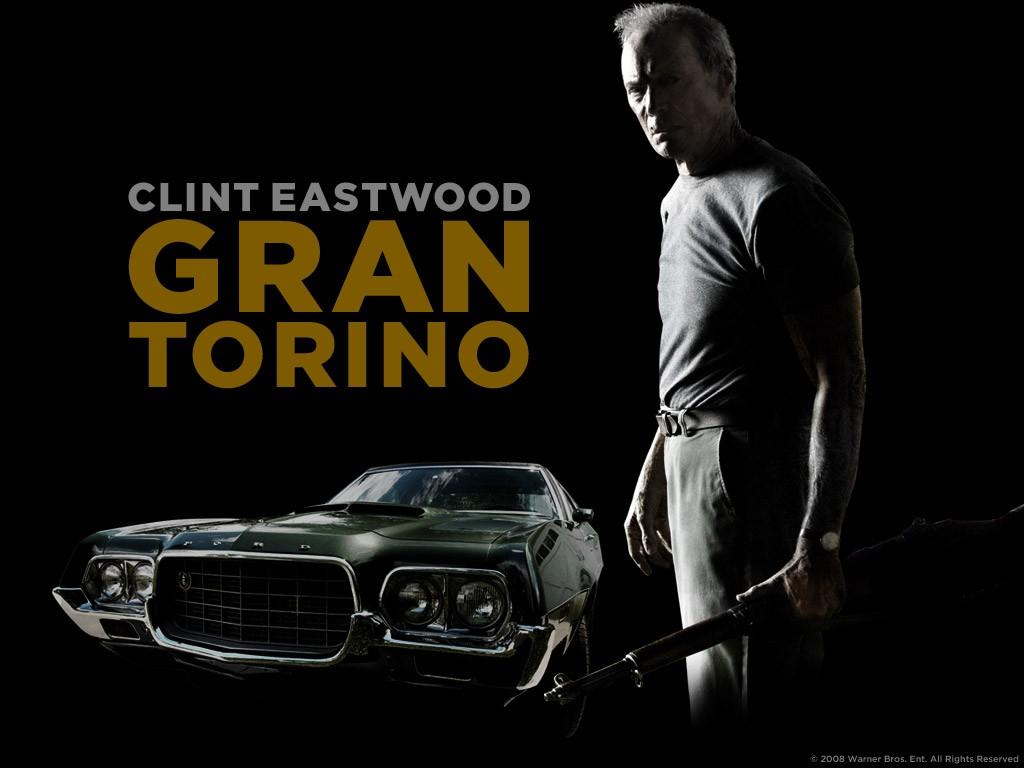 Un wallpaper di Gran Torino