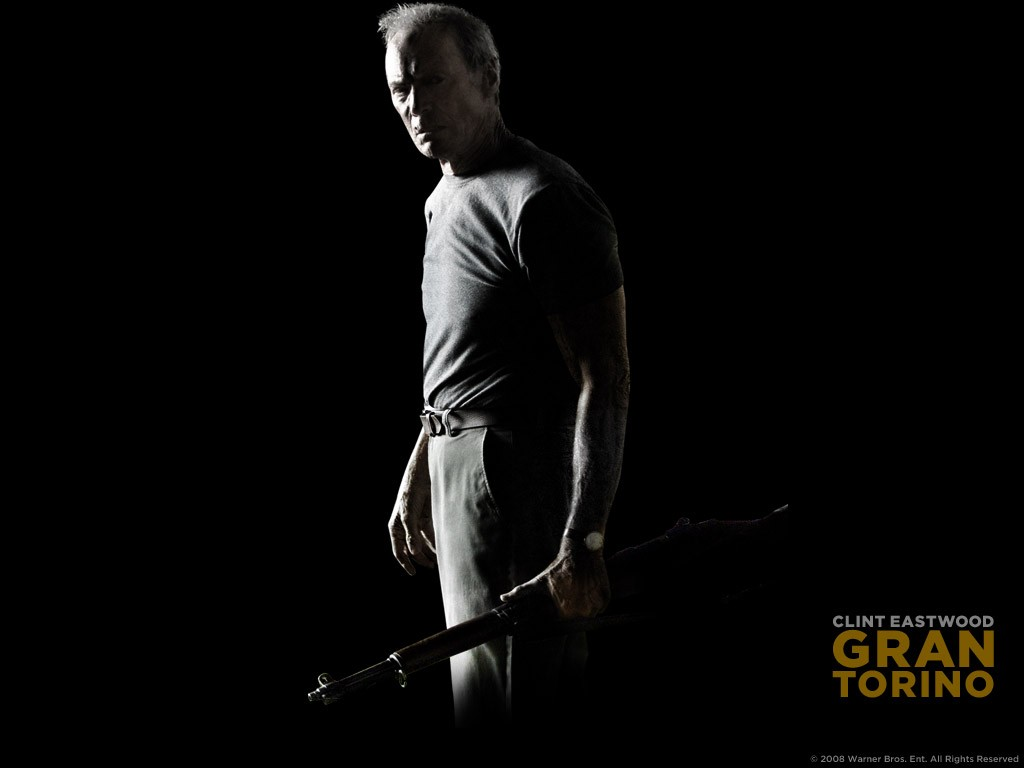 Wallpaper del film Gran Torino
