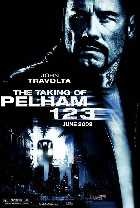 Character Poster per The Taking of Pelham 123 - John Travolta