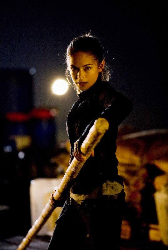 Kristin Kreuk interpreta Chun-Li nel film Street Fighter: The Legend of Chun-Li