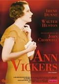 La locandina di Ann Vickers