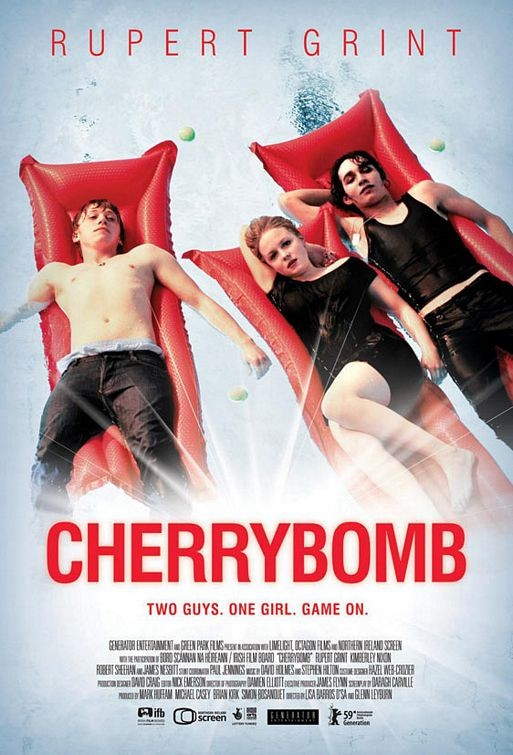 La locandina di Cherrybomb