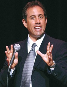 Una foto di Jerry Seinfeld