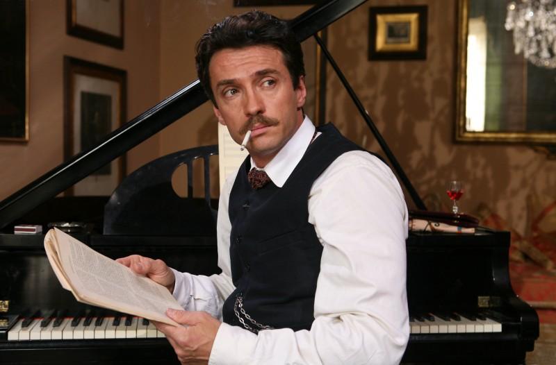 Alessio Boni è Puccini nella fiction Rai