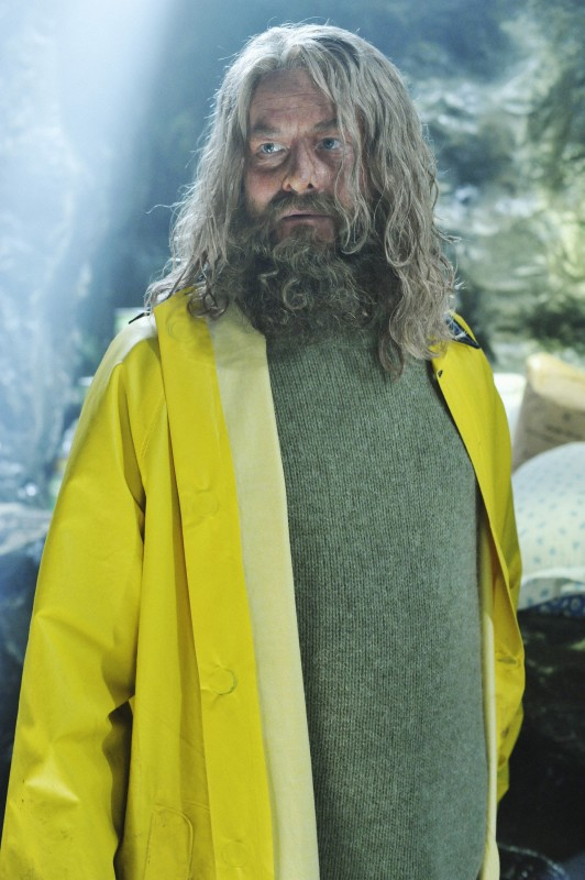 David Koechner nell'episodio 'The Legend of Merle McQuoddy' della seconda stagione di Pushing Daisies