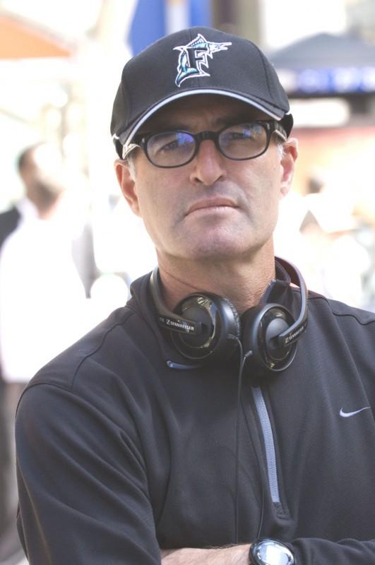 Il regista David Frankel
