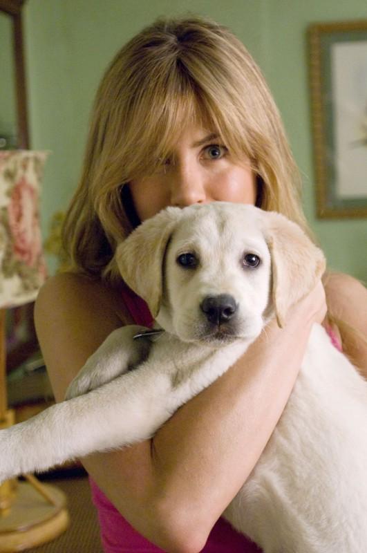 Jennifer Aniston è la protagonista del film Io & Marley