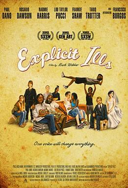 La locandina di Explicit Ills
