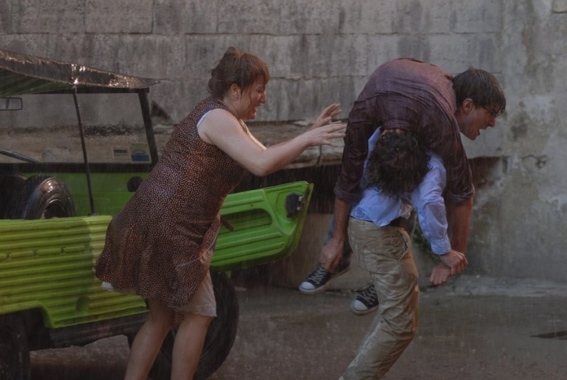 Libero De Rienzo in un'immagine del film Fortapàsc
