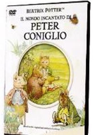 La copertina di Il mondo incantato di Peter Coniglio - Cofanetto (dvd)