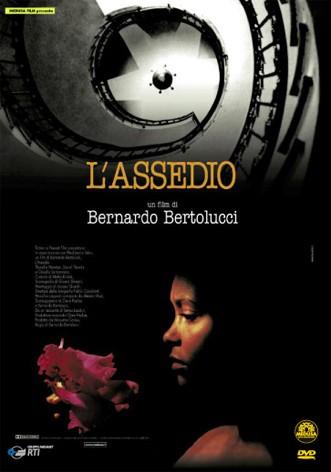 La copertina di L'assedio (dvd)