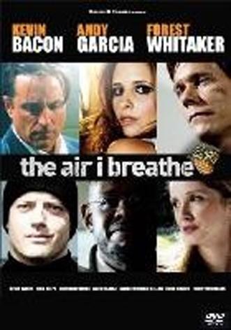 La copertina di The Air I Breathe (dvd)