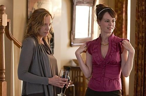Toni Collette e Rosemarie DeWitt festeggiano il compleanno di quest'ultima