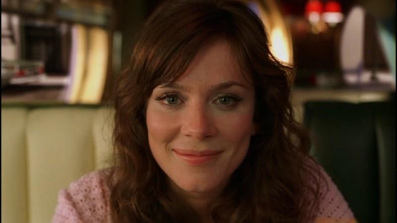 Anna  Friel in un momento dell'episodio 'Il Piccione' della serie tv Pushing Daisies