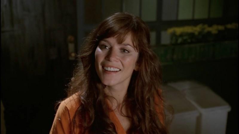 Anna Friel in una scena dell'episodio 'Il dono della vita' della serie tv Pushing Daisies