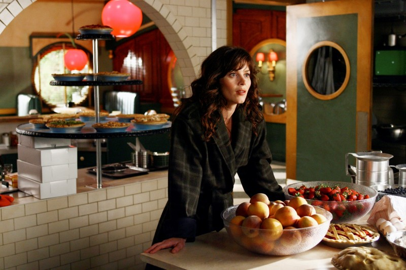 Anna Friel nel pilot della serie tv Pushing Daisies: Il ritorno di Chuck