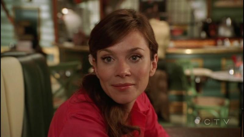 Anna Friel nell'episodio 'Dolcetto o scherzetto?' della serie tv Pushing Daisies