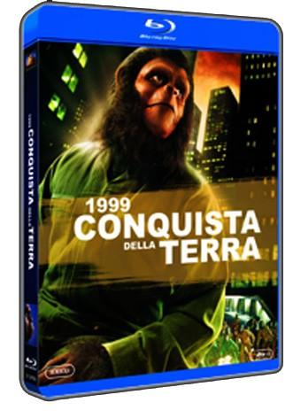 La copertina di 1999 - Conquista della terra (blu-ray)