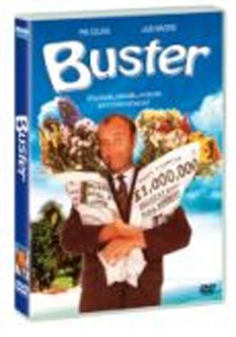 La copertina di Buster (dvd)