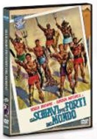 La copertina di Gli schiavi più forti del mondo (dvd)