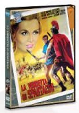 La copertina di La vendetta di Spartacus (dvd)