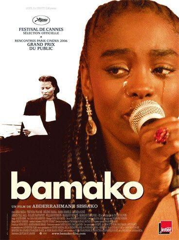 La locandina di Bamako