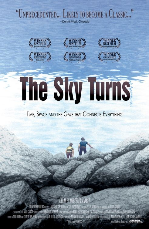 La locandina di The Sky Turns