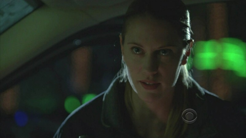 Lauren Lee Smith nell'episodio 'Kill me if you can' della serie televisiva CSI: Crime Scene Investigation