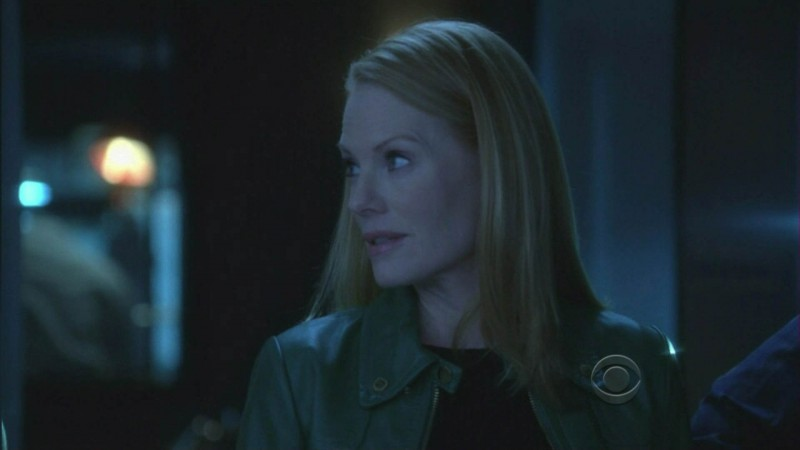 Marg Helgenberger nell'episodio 'Kill me if you can' della serie tv CSI: Crime Scene Investigation