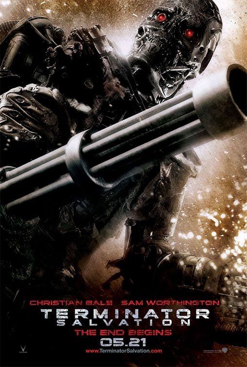 Un altro poster per Terminator Salvation