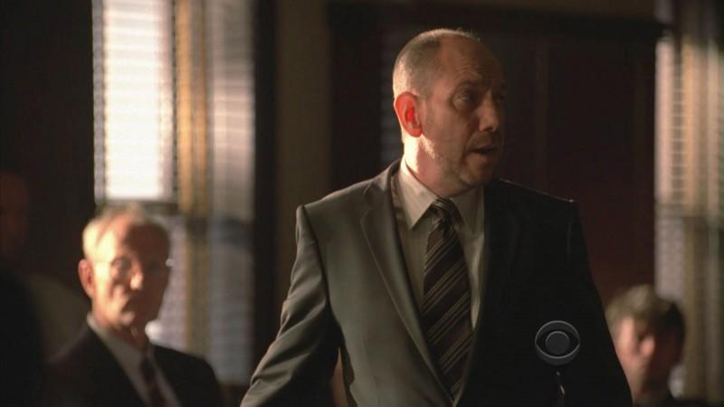 Un momento dell'episodio 'Miscarriage of Justice' della serie tv CSI  - Las Vegas