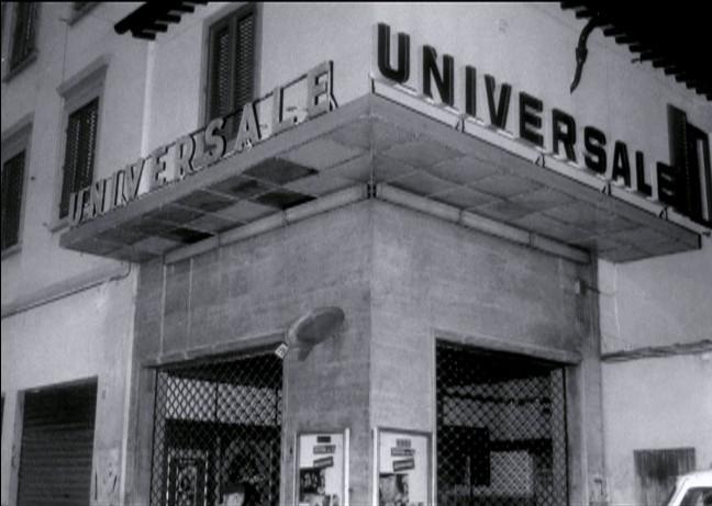 Una scena del film Cinema Universale d'Essai