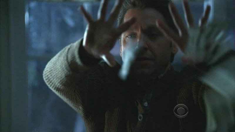 Una sequenza dell'episodio 'Kill me if you can' della serie tv CSI: Crime Scene Investigation