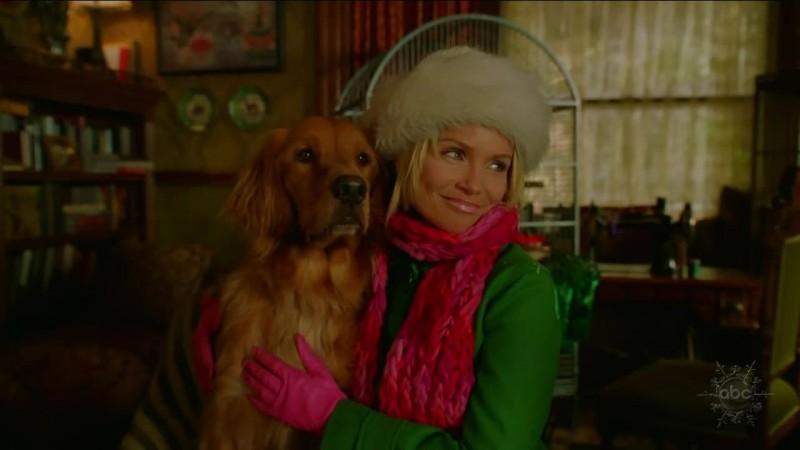 Kristin Chenoweth in un momento dell'episodio 'Corpo Surgelato' della serie tv Pushing Daisies