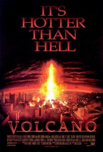 La locandina di Vulcano: Los Angeles 1997