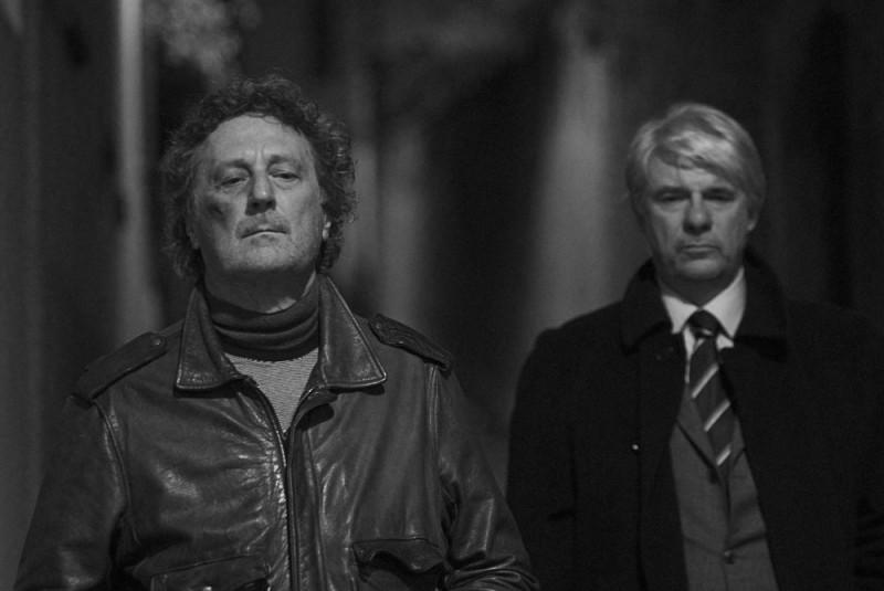 Enzo Iacchetti e Ricky Tognazzi sono i protagonisti del film L'ultimo crodino
