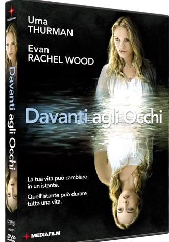 La copertina di Davanti agli occhi (dvd)