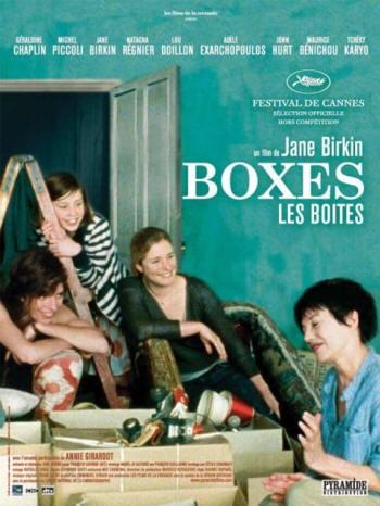 La locandina di Boxes
