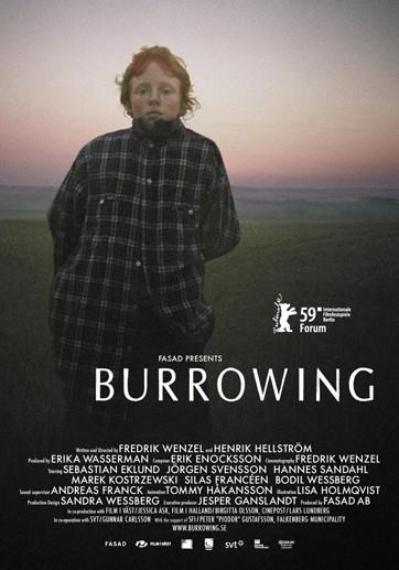 La locandina di Burrowing