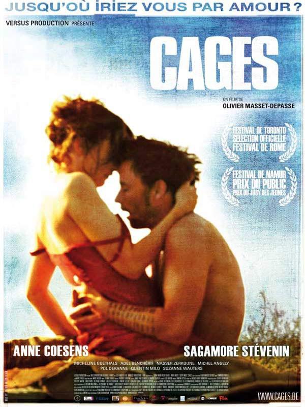 La locandina di Cages