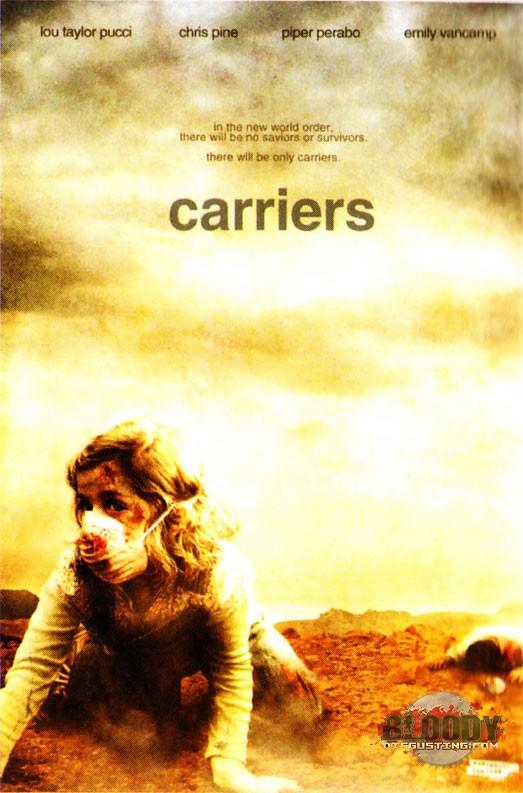 La locandina di Carriers