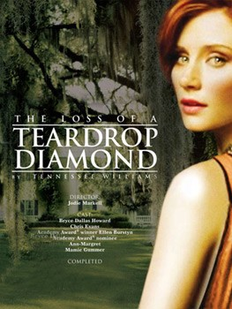 La locandina di The Loss of a Teardrop Diamond