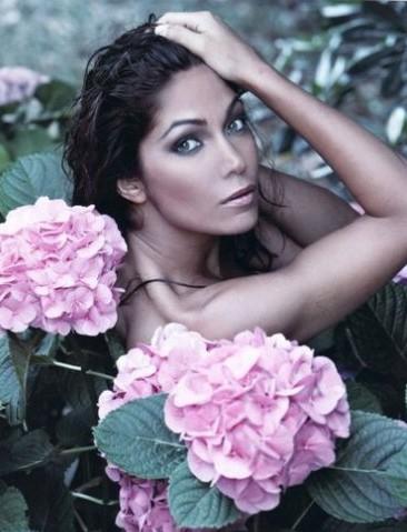 La modella e attrice Keyla Espinoza
