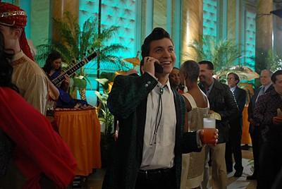 Seth Kirschner nel ruolo di Josh nell'episodio 'Chapter Four: Bombay Highway' della serie Lipstick Jungle