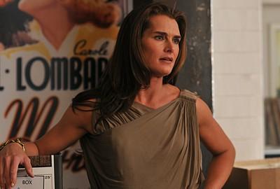 Brooke Shields nel ruolo di Wendy nell'episodio 'Chapter Eleven: The F-word' della serie Lipstick Jungle